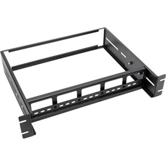 Picture of Tripp Lite Adjustable Rack-Mount DIN Rail Kit - Top Hat, Mini Top Hat and G-Style Rails