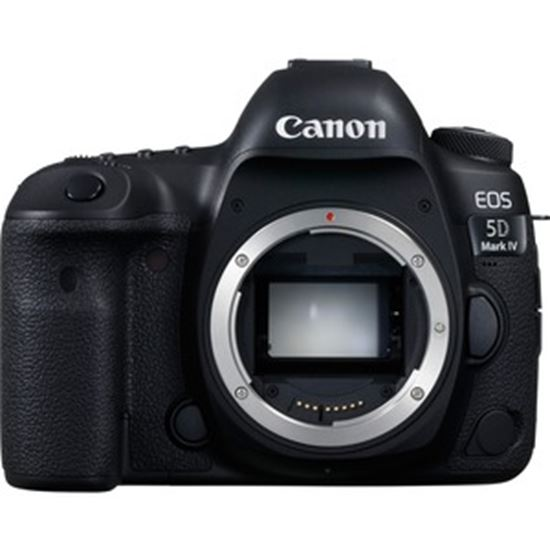 Picture of Canon EOS 5D Mark IV 30.4 Megapixel Digital SLR Camera Body Only - Black