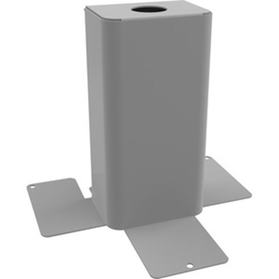 Picture of Chief HTSTS Column Mount for Tablet - Silver