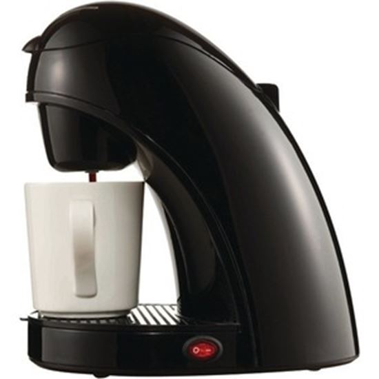 Picture of Brentwood TS-112B Single Cup Coffee Maker - Black