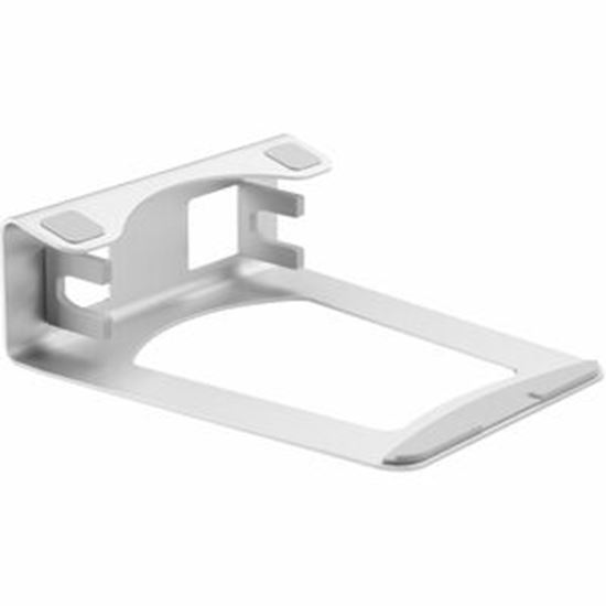 Picture of StarTech.com Laptop Stand - 2-in-1 Ergonomic Laptop Riser Stand or Vertical Stand for Desk - For Ultrabooks / MacBook Pro/Air - Aluminum