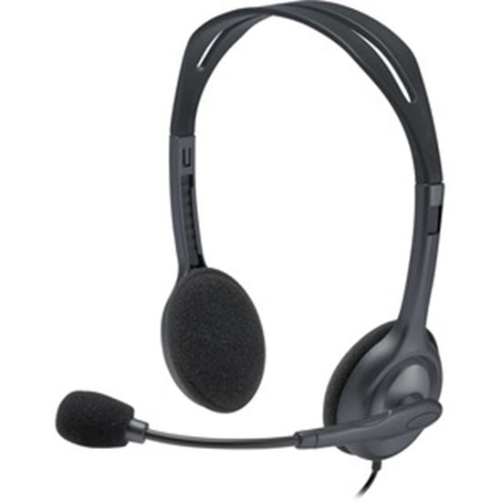 Picture of Logitech H111 Stero Headset