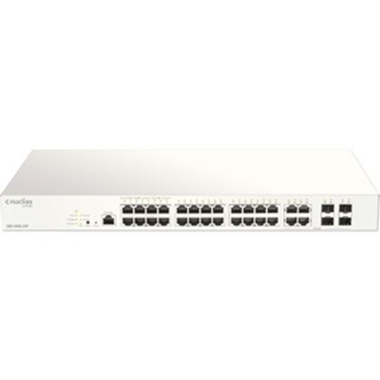 Picture of D-Link 28-Port Nuclias Cloud-Managed Switch
