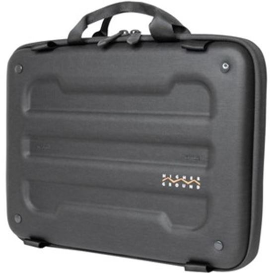 """Picture of Higher Ground Shuttle 3.0 STL3.014GRYCS Carrying Case Rugged for 14"""" Notebook - Gray"""