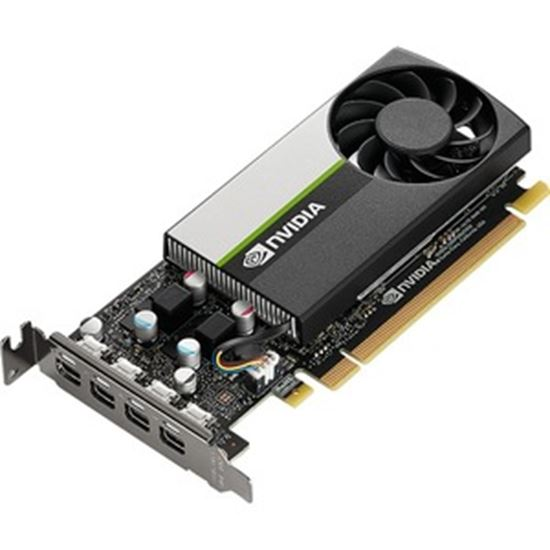 Picture of PNY NVIDIA T1000 Graphic Card - 4 GB GDDR6 - Low-profile