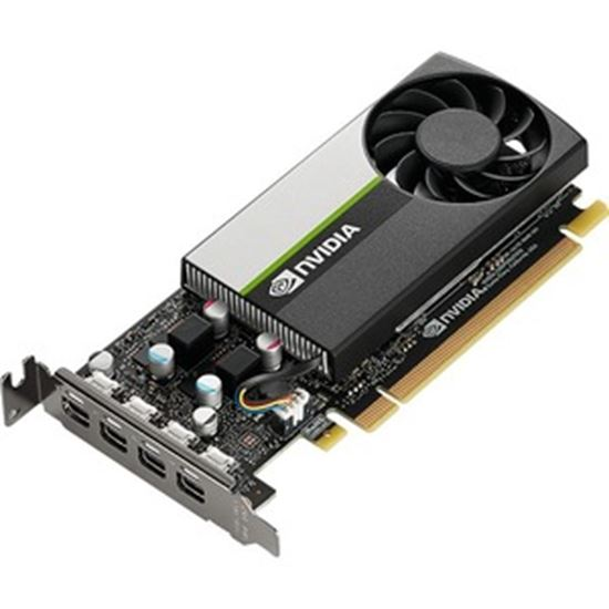 Picture of PNY NVIDIA T600 Graphic Card - 4 GB GDDR6 - Low-profile