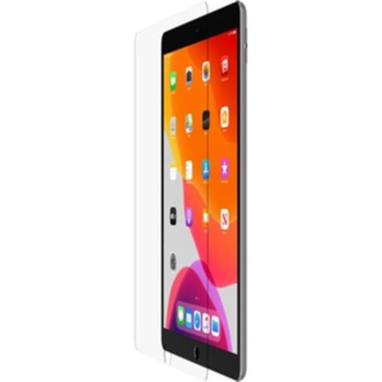 Picture of Belkin Screen Force Tempered Glass Screen Protector for iPad Transparent