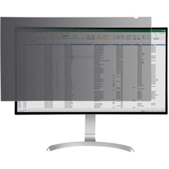 Picture of StarTech.com Monitor Privacy Screen for 32 inch Display, Widescreen Computer Monitor Security Filter, Blue Light Reducing Screen Protector