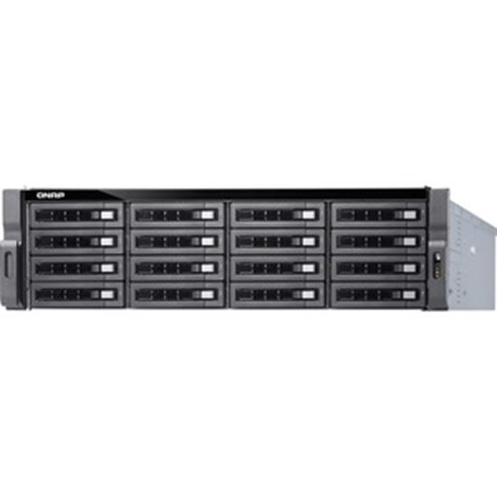 Picture of QNAP TS-2483XU-RP-E2136-16G SAN/NAS Storage System