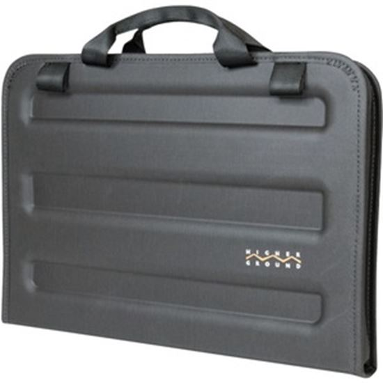 """Picture of Higher Ground Datakeeper DK013GRYCS Carrying Case for 13"""" Notebook, Chromebook - Gray"""
