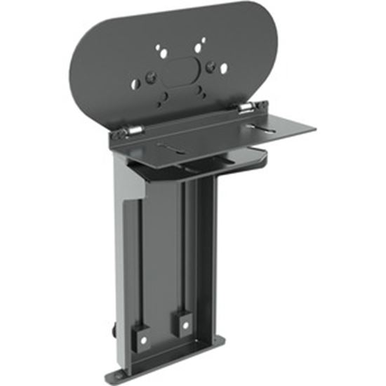 Picture of Chief PAC800HS Mounting Shelf for Video Conferencing Camera, Cart, Mounting Arm, Ceiling Mount, TV - Black