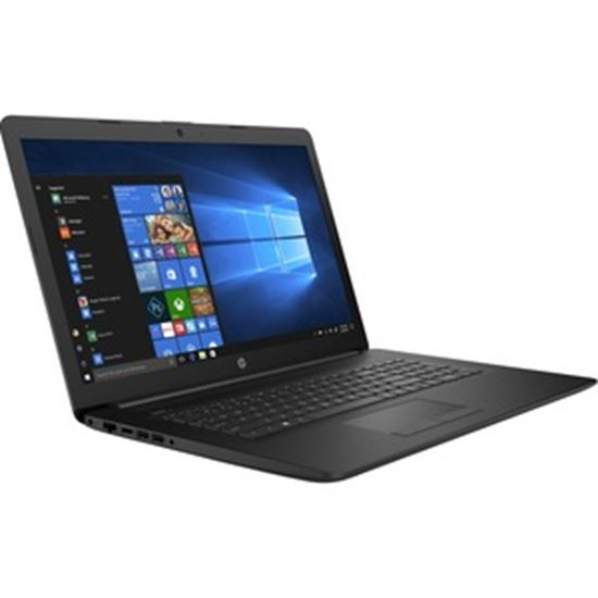 """Picture of HP 17-by3000 17-by3021dx 17.3"""" Notebook - HD+ - 1600 x 900 - Intel Core i3 10th Gen i3-1005G1 Dual-core (2 Core) 1.20 GHz - 8 GB RAM - 1 TB HDD - Jet Black - Refurbished"""