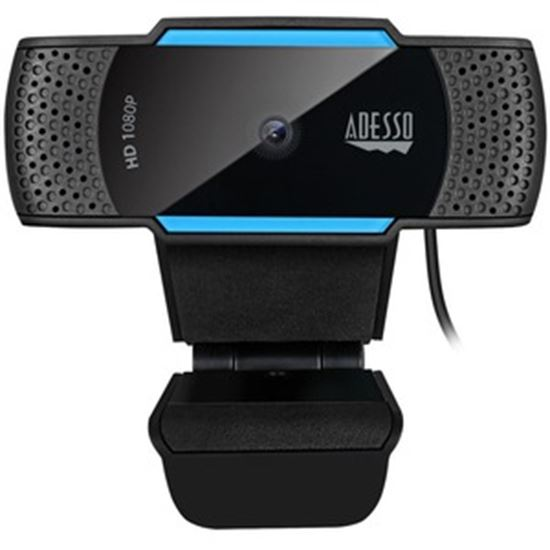 Picture of Cybertrack H5 - 1080P Auto focus high resolution desktop webcam with H.264 data compression
