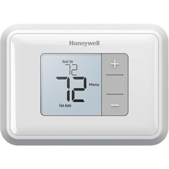Picture of Honeywell RTH5160D1003 Simple Display Non-Programmable Thermostat