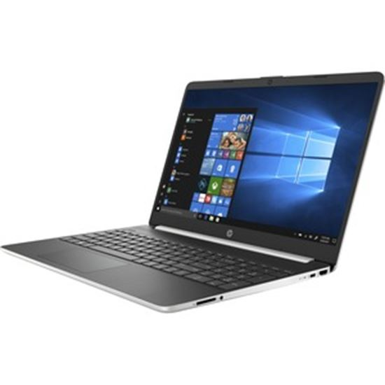 """Picture of HP 15-dy2000 15-Dy2088ca 15.6"""" Notebook - Full HD - 1920 x 1080 - Intel Core i5 11th Gen i5-1135G7 Quad-core (4 Core) 2.40 GHz - 16 GB RAM - 1 TB SSD - Natural Silver - Refurbished"""