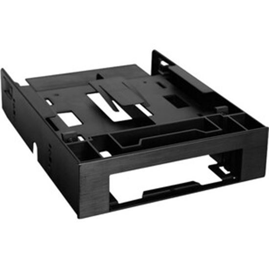 Picture of Icy Dock FLEX-FIT Trio MB343SP Drive Bay Adapter Internal - Black