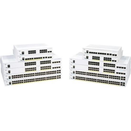 Picture of Cisco Business 350-12XS Managed Switch