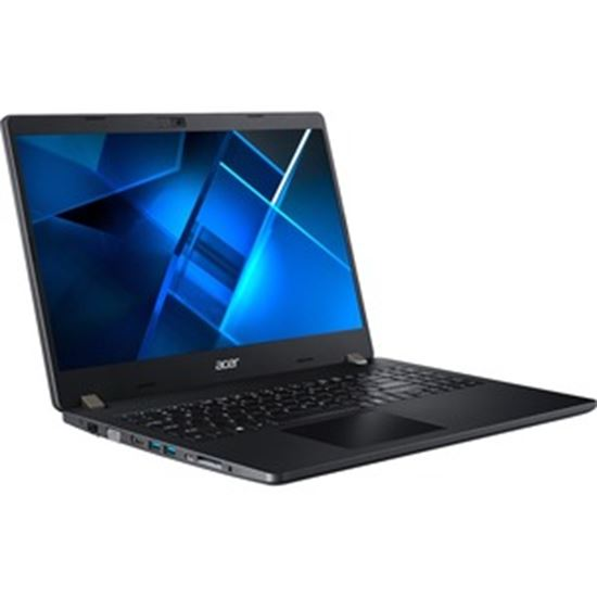 """Picture of Acer TravelMate P2 P215-53 TMP215-53-53N6 15.6"""" Notebook - Full HD - 1920 x 1080 - Intel Core i5 (11th Gen) i5-1135G7 Quad-core (4 Core) 2.40 GHz - 8 GB RAM - 256 GB SSD"""