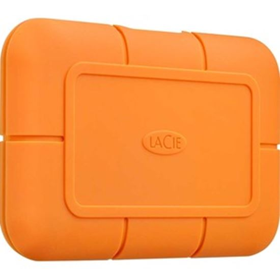 Picture of LaCie Rugged STHR1000800 1 TB Portable Solid State Drive - External - PCI Express NVMe