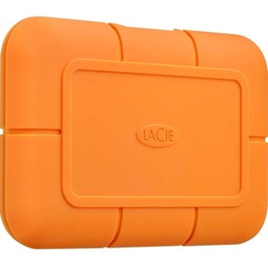 Picture of LaCie Rugged STHR2000800 2 TB Portable Solid State Drive - External - PCI Express NVMe