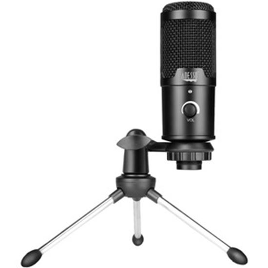 Picture of Adesso Xtream M4 Wired Condenser Microphone