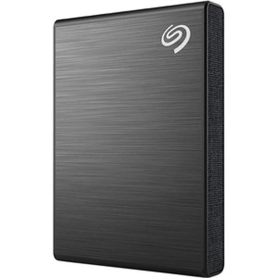 Picture of Seagate One Touch STKG500400 500 GB Solid State Drive - External - Black