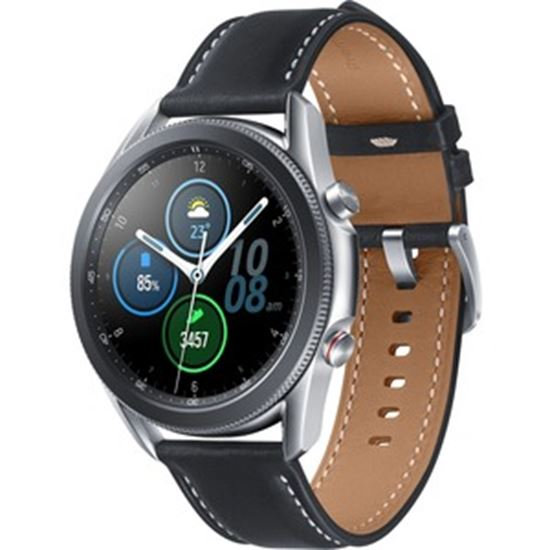 Picture of Samsung Galaxy Watch3 (45MM), Mystic Silver (LTE)