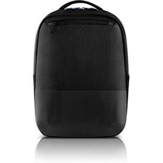 """Picture of Dell Pro Slim PO1520PS Carrying Case (Backpack) for 15"""" Dell Notebook - Black, Green"""