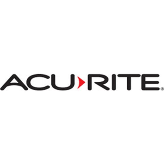 Picture of AcuRite Brushed Stainless Steel Digital Refrigerator and Freezer Thermometer