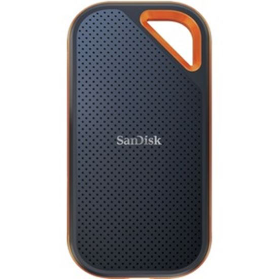 Picture of SanDisk Extreme 2 TB Portable Solid State Drive - External