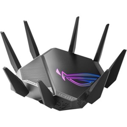 Picture of Asus ROG Rapture GT-AXE11000 Wi-Fi 6 IEEE 802.11ax Ethernet Wireless Router