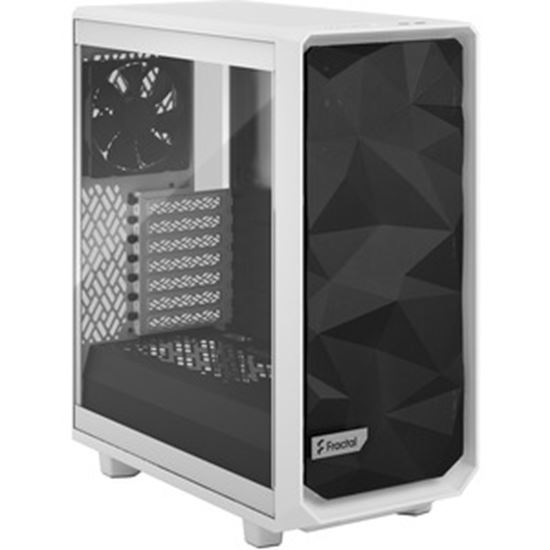 Picture of Fractal Design Meshify 2 Compact White TG Clear Tint