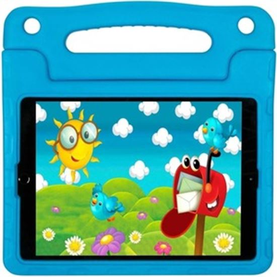 """Picture of Targus Kids THD51202GL Carrying Case (Folio) for 10.2"""" to 10.5"""" Apple iPad (7th Generation), iPad (8th Generation), iPad Air, iPad Pro Tablet - Blue"""