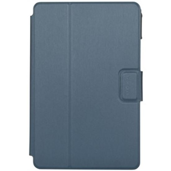 """Picture of Targus SafeFit THZ78413GL Carrying Case (Folio) for 7"""" to 8.5"""" Tablet - Blue"""