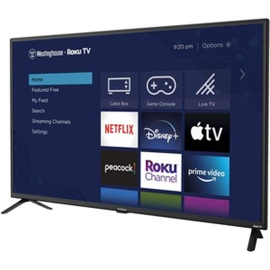 """Picture of Westinghouse FX WR42FX2002 42"""" Smart LED-LCD TV - HDTV"""