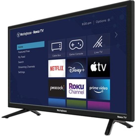 """Picture of Westinghouse HX WR24HX2200 24"""" Smart LED-LCD TV - HDTV - Black"""