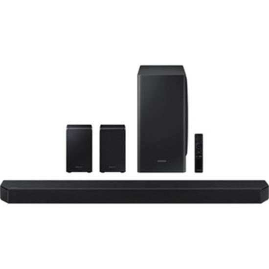 Picture of Samsung HW-Q950T 9.1.4 Bluetooth Smart Speaker - Alexa Supported - Black