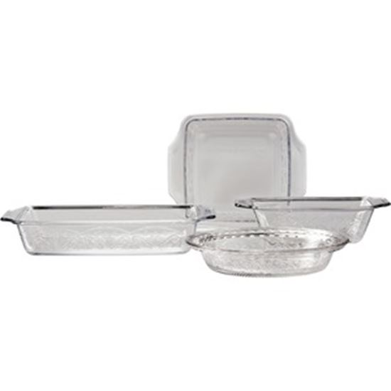 Picture of Anchor Hocking Laurel Embossed Bakeware