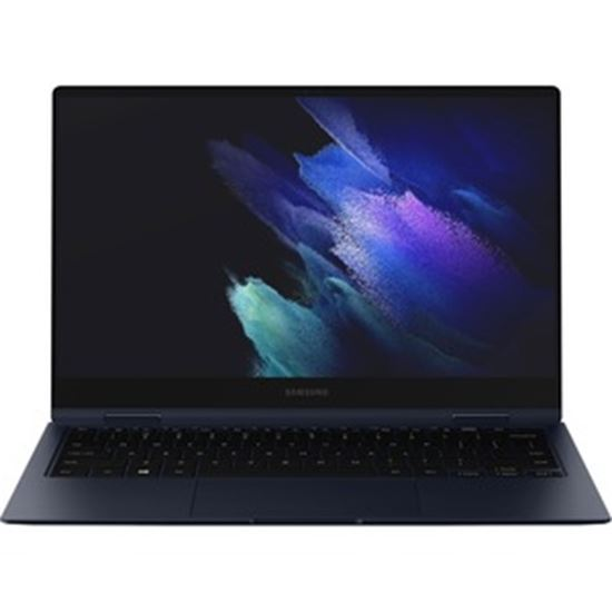 """Picture of Samsung Galaxy Book Pro 360 NP950QDB-KC1US 15.6"""" Touchscreen 2 in 1 Notebook - Intel Core i7 (11th Gen) i7-1165G7 2.80 GHz - 16 GB RAM - 256 GB SSD"""
