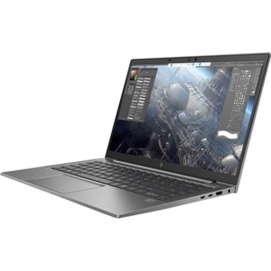 """Picture of HP ZBook Firefly G8 14"""" Mobile Workstation - Full HD - 1920 x 1080 - Intel Core i5 (11th Gen) i5-1135G7 Quad-core (4 Core) 2.40 GHz - 16 GB RAM - 256 GB SSD"""