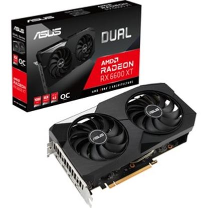 Picture of Asus AMD Radeon RX 6600 XT Graphic Card - 8 GB GDDR6