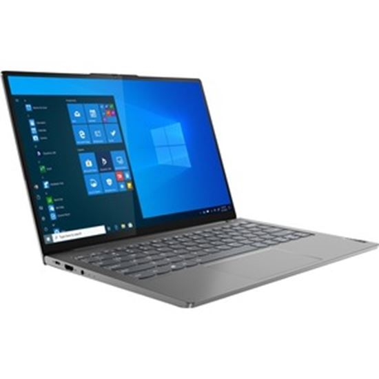 """Picture of Lenovo ThinkBook 13s G2 ITL 20V9006BUS 13.3"""" Touchscreen Notebook - QHD - 2560 x 1600 - Intel Core i5 i5-1135G7 Quad-core (4 Core) 2.40 GHz - 8 GB RAM - 256 GB SSD - Mineral Gray"""