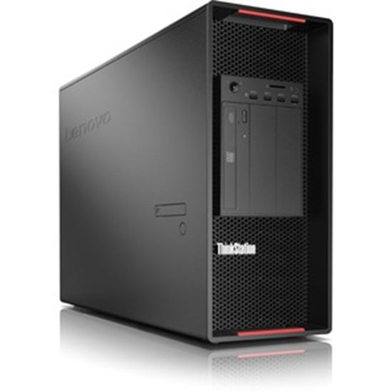 Picture of Lenovo ThinkStation P920 30BC003FUS Workstation - 1 x Intel Xeon Gold Dodeca-core (12 Core) 6246 4.20 GHz - 32 GB DDR4 SDRAM RAM - 512 GB SSD - Tower