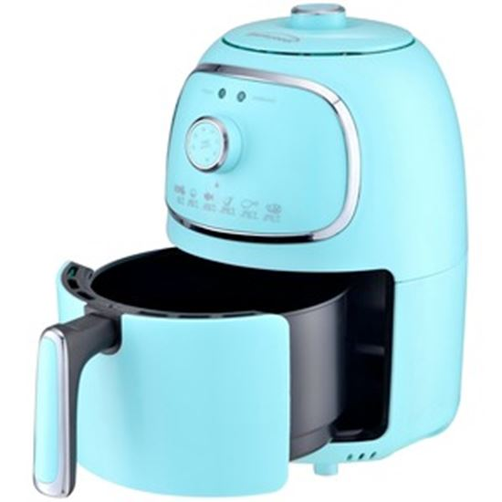 Picture of Brentwood AF-202BL 2-Quart Small Electric Air Fryer, Timer & Temp. Control