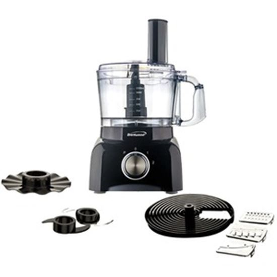 Picture of Brentwood FP-585BK 8-Cup Food Processor, Black