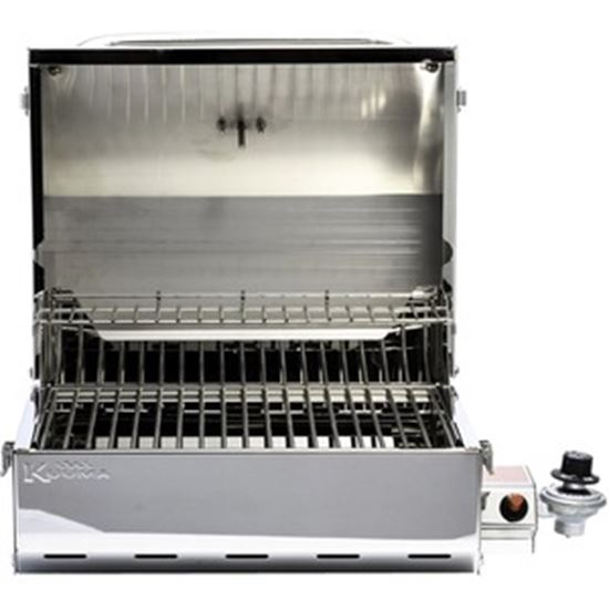 Picture of Camco Stow N Go 216 Elite Grill - Bilingual