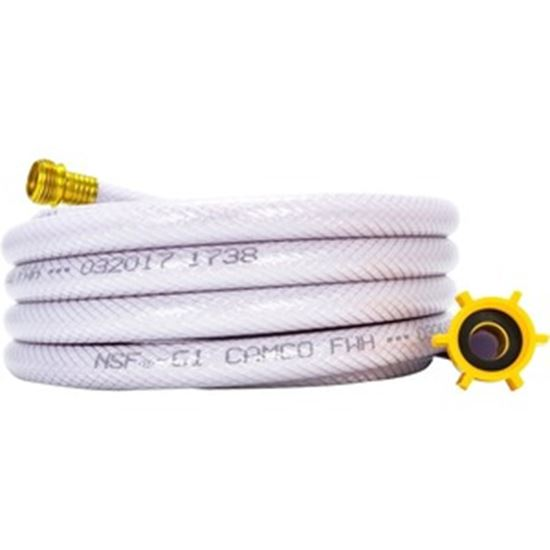 """Picture of Camco TastePURE 25' Drinking Water Hose - 1 / 2"""" ID Bilingual LLC"""