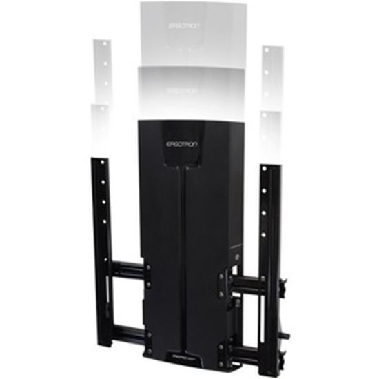 Picture of Ergotron Glide Wall Mount for TV, Flat Panel Display - Black