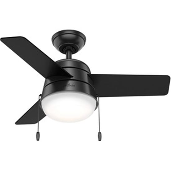 Picture of Hunter Fan Aker With LED Light 36 Inch