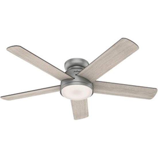 Picture of Hunter Fan Romulus Low Profile With LED Light 54 Inch